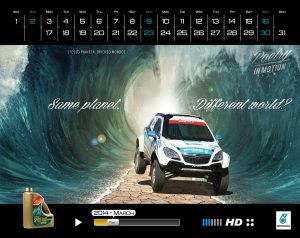 CALENDARIO PETRONAS POETRY IN MOTION 2014 marzo