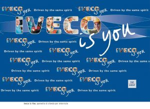 IVECO IS YOU Allestimento Stabilimenti